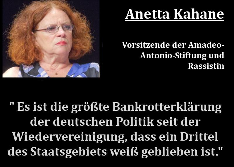 Datei:Anetta Kahane - Es ist die groesste Bankrotterklaerung der deutschen Politik seit der Wiedervereinigung dass ein Drittel des Staatsgebiets weiss geblieben ist.png