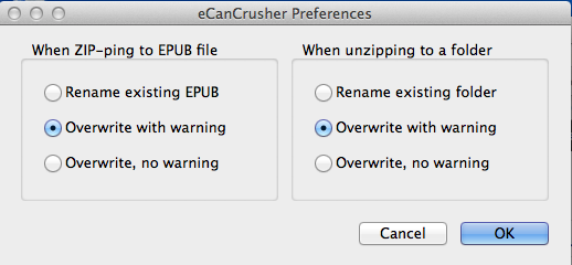 Datei:ECanCrusher - Preferences.png