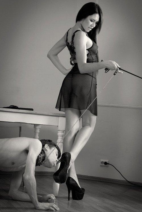 Раб подчиняется госпоже — pic 12