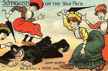 File:Suffragists on the War Path.jpg