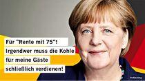 Merkels Gäste