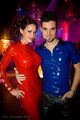 Bianca Beauchamp in catsuit with Martin Perreault.jpg