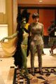 Cosplay of Star Trek - Orion slave girl and T'Pol.jpg
