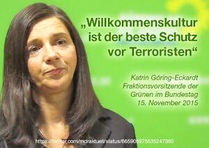 Katrin Göring Eckardt Zitate