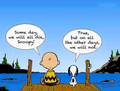 Peanuts - Some day we will all die - True but on all the other days we will not.png