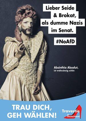 Travestie fuer Deutschland - Absinthia Absolut.jpg