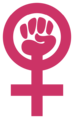 Venus Symbol with Workers fist.png